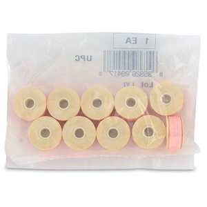 Nymo Thread, Size D, 0.30 mm (.012 in), Pink, 10 pc