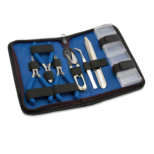 Econo Tool Kit, Zip Pouch, 7 pc