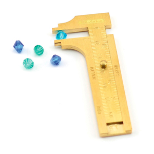 Bead Slide Gauge, 60 mm (2.36 in)