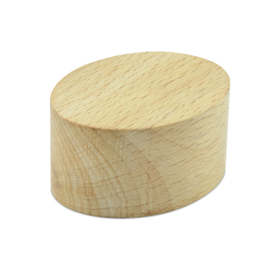 AW Sizing Drum, Oval O.D. 6.6 cm x 5.3 cm (2.60 in x 2.09 in)