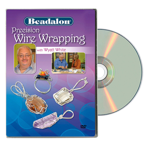 DVD, Precision Wire Wrapping, by Wyatt White