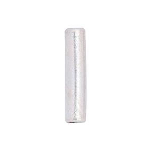 AW Lg Wire Crimp Tubes,10mm (.4 in),TR SP, for 16 ga wire, ID 1.5mm (.059 in), 50pc