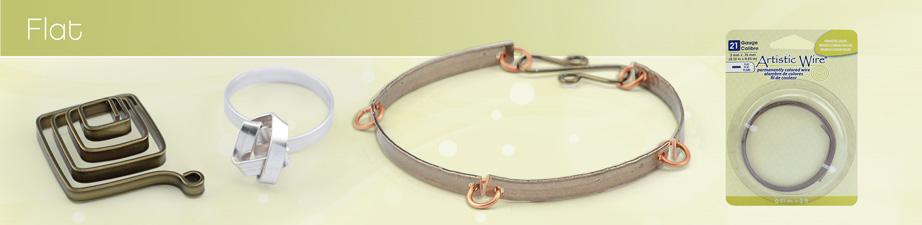 Flat Craft Wire | Beadalon