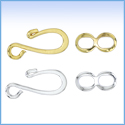 Hook and Eye Clasps