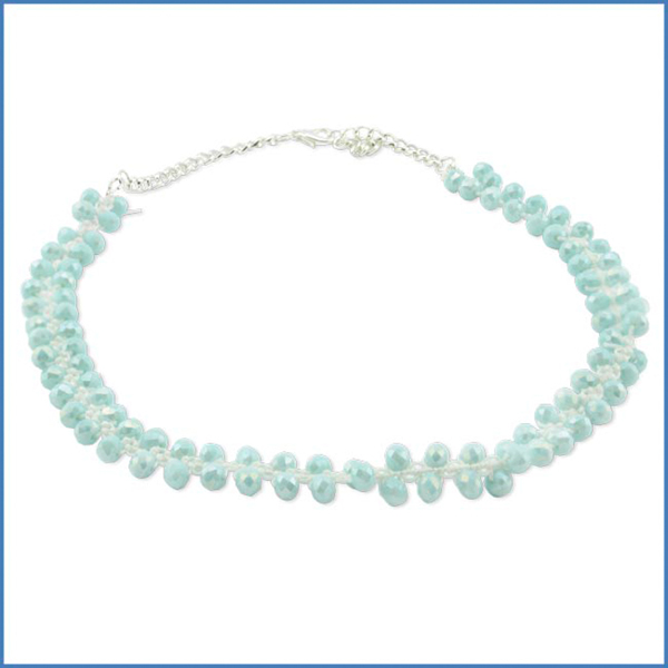 Crystal BLon Necklace