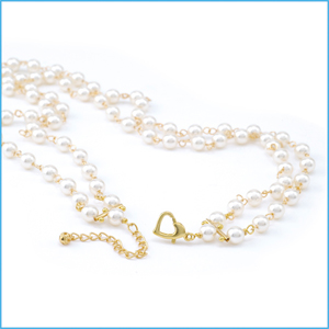 Heart Clasp Necklace