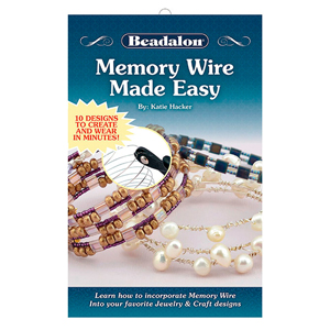 Memory Wire Made Easy Booklet, By Katie Hacker