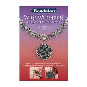Wire Wrapping Component & Stone Setting Booklet, by Wyatt White
