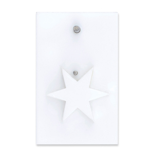 Findings Forms, Star, 1 pc