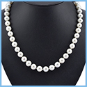 Balestrari Pearl Necklace